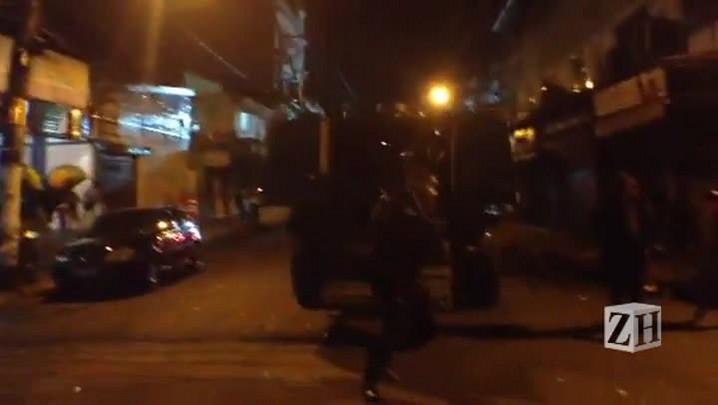 Polícia ocupa o Complexo da Maré