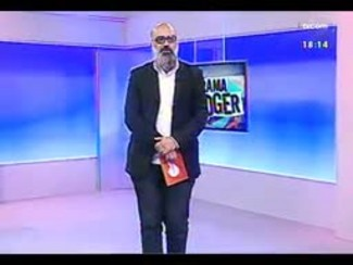 Programa do Roger - Bebeto Alves - Bloco 3 - 15/04/2014