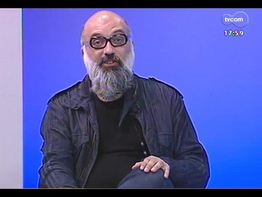 Programa do Roger - Artes Cênicas: Alexandre Fávero, diretor e fundador Cia de Teatro Lumbra - Bloco 2 - 26/06/2014
