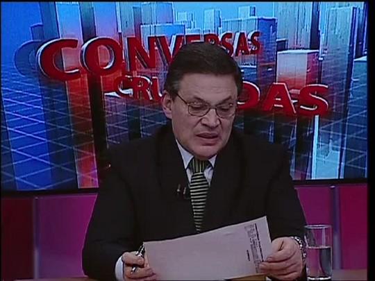 Conversas Cruzadas - Insegurança no transporte coletivo de Porto Alegre - Bloco 4 - 22/07/2014
