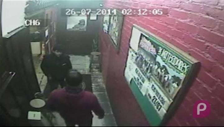 Vídeo mostra mulher encontrada morta em Caxias saindo de boate acompanhada por homem