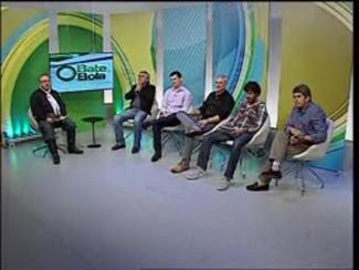 Bate Bola - As vitórias da dupla Gre-Nal com os gols de Dudu e Rafael Moura - Bloco 1 - 21/09/2014