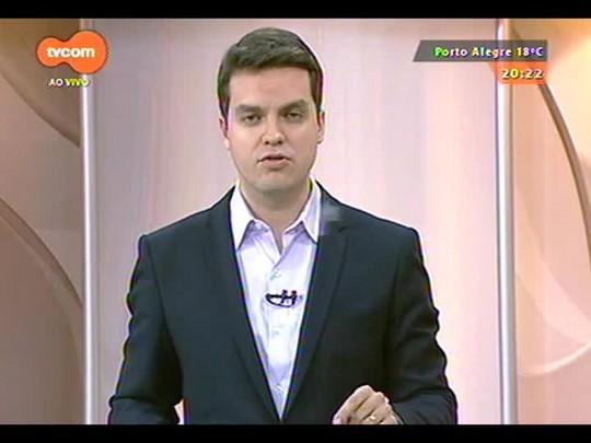 TVCOM 20 Horas - Saiba como foi o segundo dia da Mercopar em Caxias do Sul - Bloco 3 - 01/10/2014