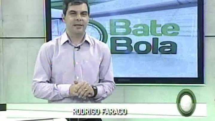 Bate Bola - Empate Figueirense Cruzeiro - 2°Bloco - 26.10.14