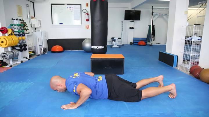 Aprenda a fazer flexões - Projeto Verão Saudável da Hora