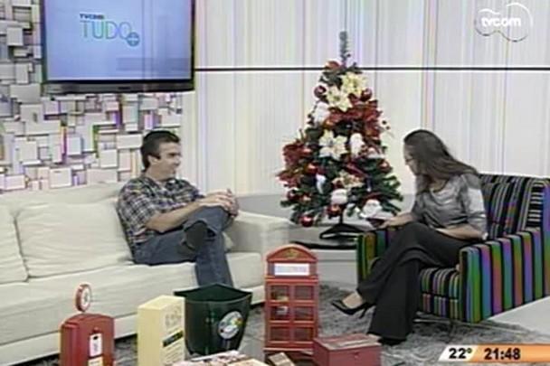 TVCOM Tudo+ - Estilo vintage: surpreenda com presentes retrô - 18.12.14