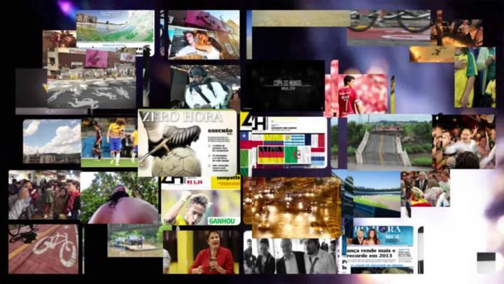 As coberturas de ZH em 2014