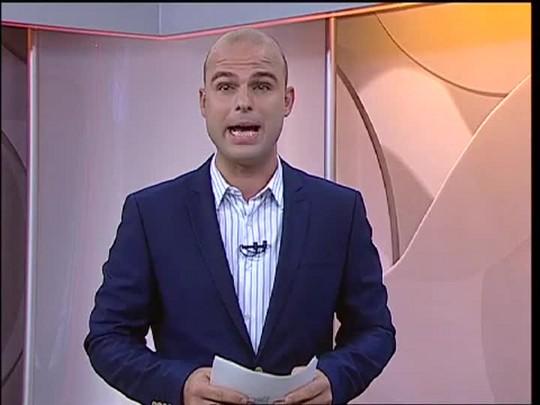 TVCOM 20 Horas - Ação da polícia civil busca desarticular quadrilha da máfia das próteses - 15/01/15