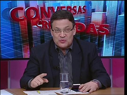 Conversas Cruzadas - Apagão: os problemas no déficit de energia - Bloco 4 - 19/01/15