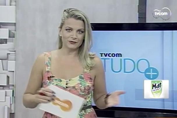 TVCOM Tudo+ - Acessórios, novidades e cuidados com os pets no verão - 26.1.15