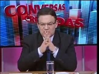 Conversas Cruzadas - Debate sobre as verbas da saúde do Estado para os municípios - Bloco 1 - 29/01/15