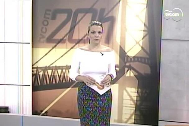 TVCOM 20h - Sócio da Arxo nega pagamento de propina e acusa ex-funcionária de agir por vingança - 9.2.15