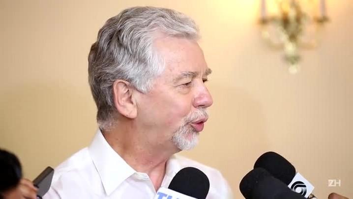 José Fortunati anuncia que se licenciará do PDT