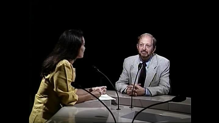 Moacyr Scliar - Sobre Porto Alegre - Entrevista concedida à TVCOM em 1995