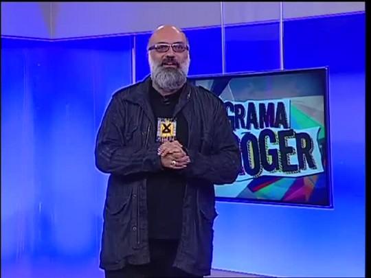 Programa do Roger - Carlos Badia - Bloco 2 - 11/05/15