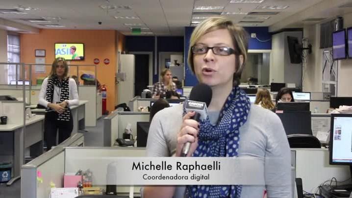 Veja os bastidores da redação digital da Gaúcha