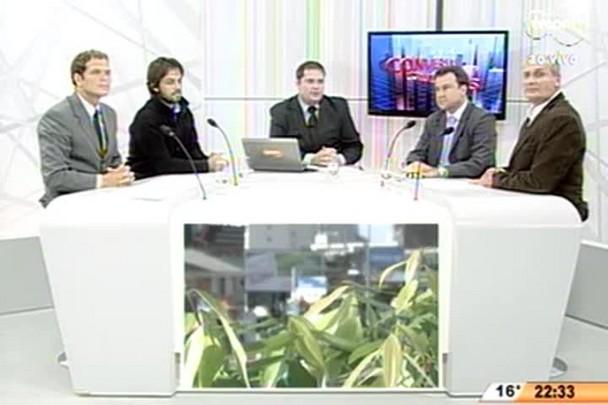 Conversas Cruzadas - Retirada de outdoors de Florianópolis - 2º Bloco - 16.06.15