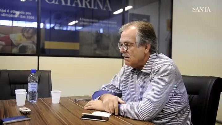 Senador Dalírio Beber fala de desafios da política
