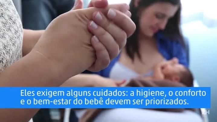 Newborn: saiba quais cuidados devem ser seguidos para realizar o ensaio