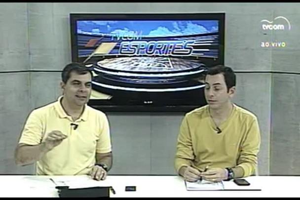 TVCOM Esportes. 4ºBloco. 07.10.15