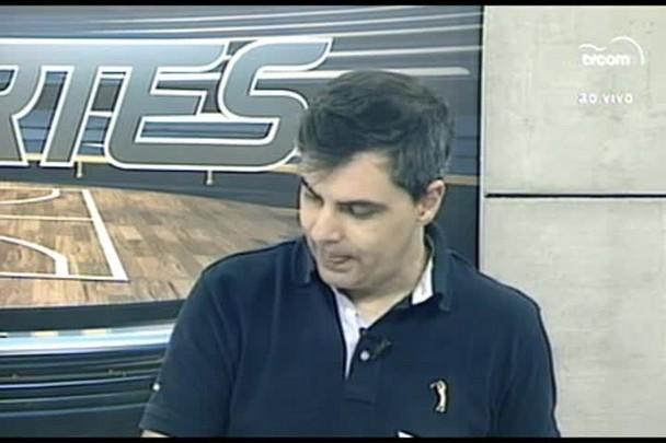 TVCOM Esportes. 3º Bloco. 29.10.15