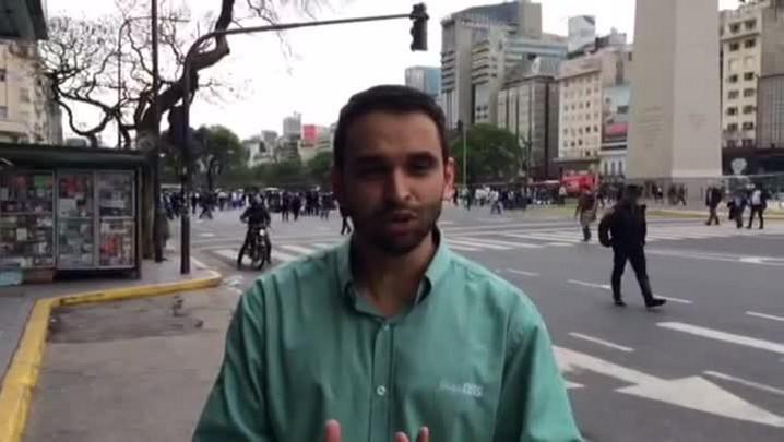 Após adiamento de jogo por chuva, tempo melhora em Buenos Aires