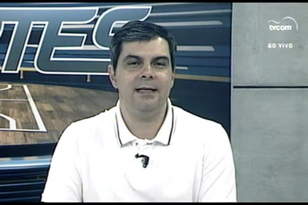 TVCOM Esportes. 3º Bloco. 23.12.15