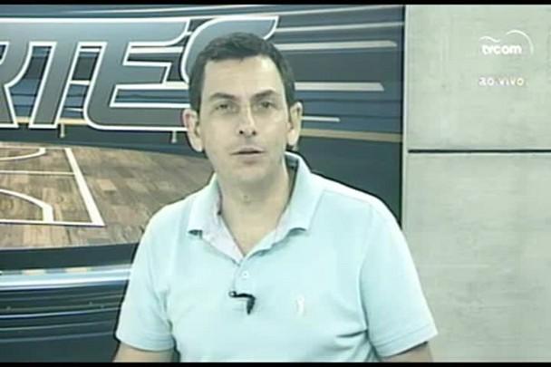 TVCOM Esportes. 3º Bloco. 15.01.16