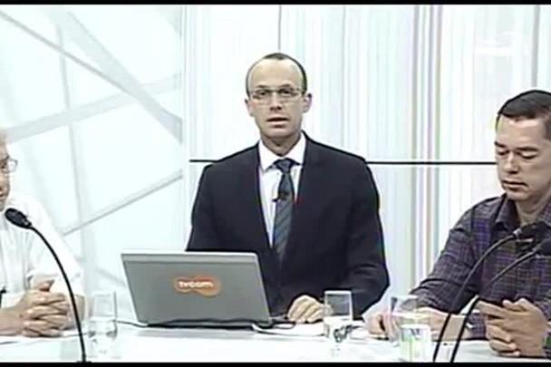 TVCOM Conversas Cruzadas. 4º Bloco. 21.01.16