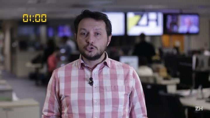Vídeo da hora: Rodrigo Muzell comenta o andamento da sessão no Senado