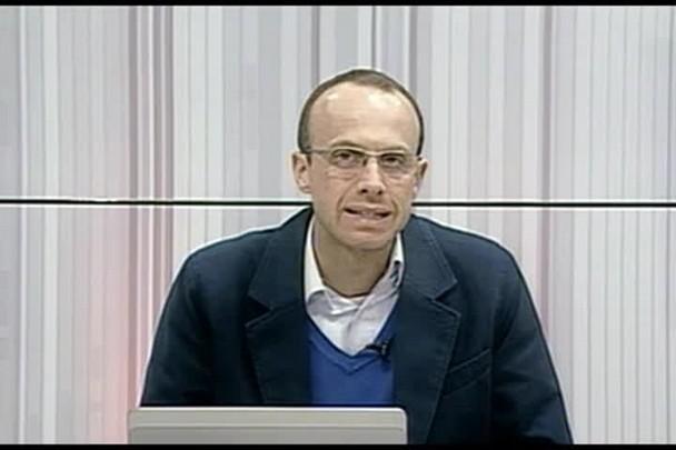 TVCOM Conversas Cruzadas. 1º Bloco. 19.07.16