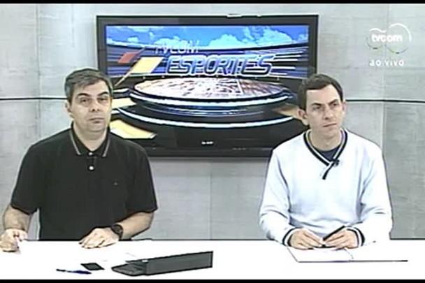 TVCOM Esportes. 4º Bloco. 03.08.16
