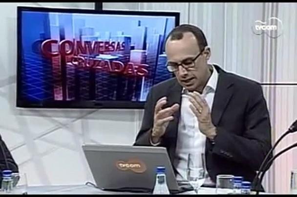TVCOM Conversas Cruzadas. 3º Bloco. 06.09.16
