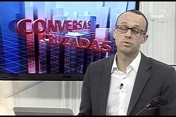 TVCOM Conversas Cruzadas. 2º Bloco. 05.10.16