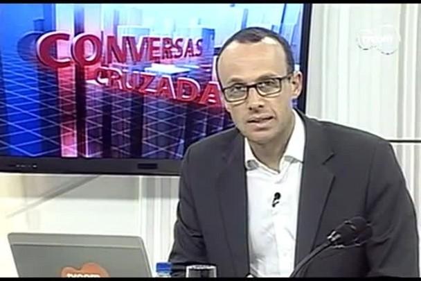TVCOM Conversas Cruzadas. 2º Bloco. 19.10.16