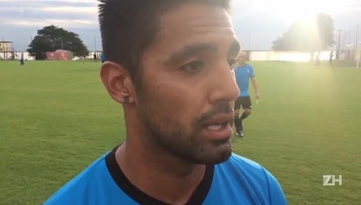 Gonzalo Bustamante, do Iquique, projeta confronto com o Grêmio