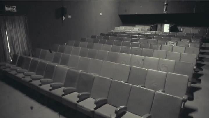 O fim do cinema de Viamão