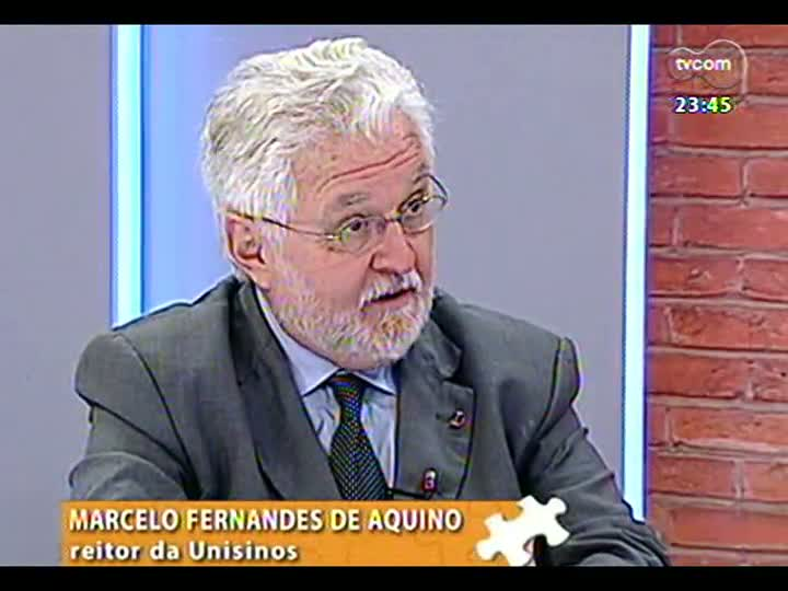 Mãos e Mentes - Marcelo Fernandes de Aquino - Bloco 2
