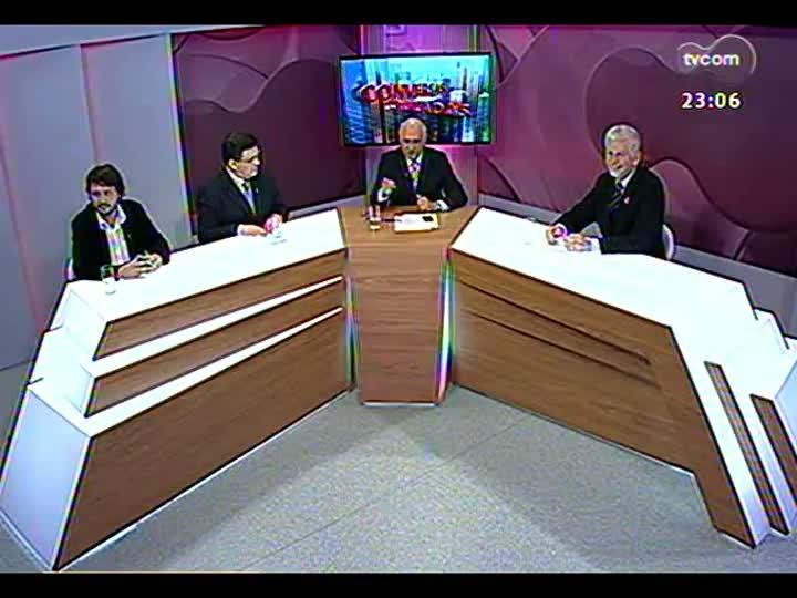 Conversas Cruzadas - Entrevista José Fortunati: perspectivas para 2013 - Bloco 4 - 26/12/2012
