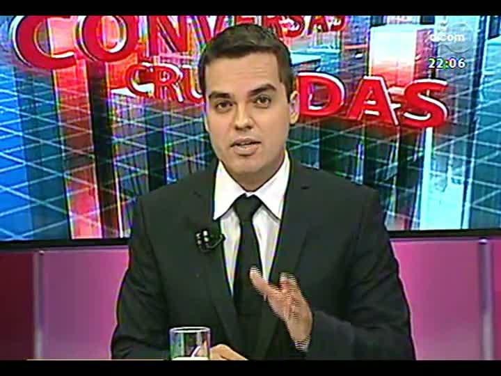 Conversas Cruzadas - Proposta de Emenda Constitucional 37: PEC da Impunidade ou da Legalidade? - Bloco 1 - 06/02/2013