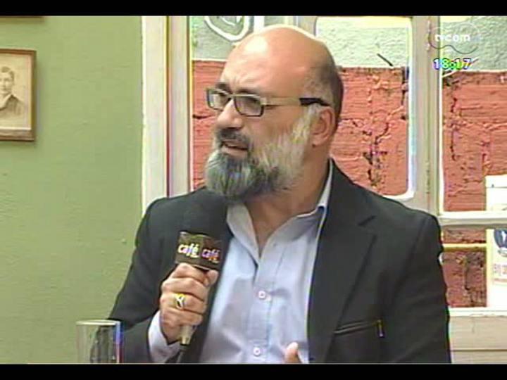 Café TVCOM - 16/03/2013 - Bloco 2 - Filme Habemus Papam