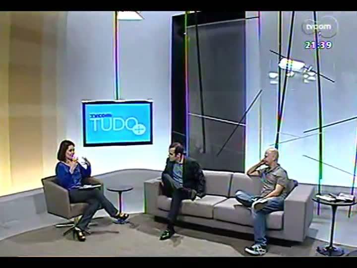 TVCOM Tudo Mais - Conversa sobre empreendedorismo com Bruno Zaffari e Gustavo Schifino