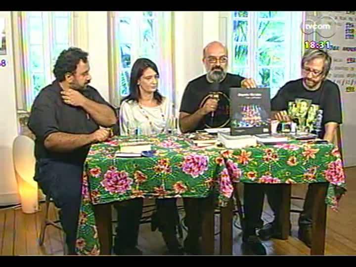 Café TVCOM - Valorização de manifestações eruditas - Bloco 3 - 13/04/2013