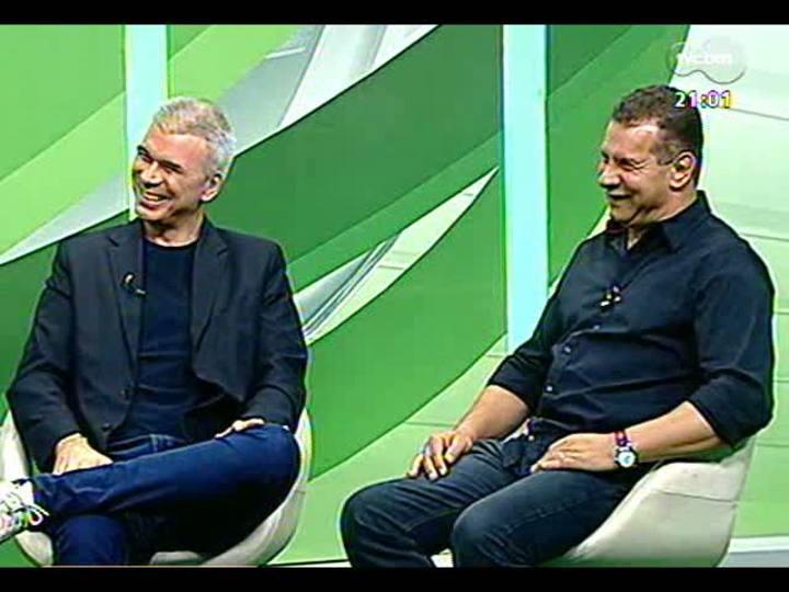 Bate Bola - Discussão sobre Gauchão e Libertadores com convidados especiais - Bloco 1 - 21/04/2013