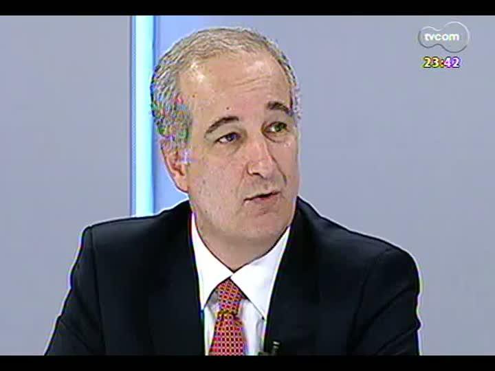 Mãos e Mentes - Presidente do Internacional Sport Club, Giovanni Luigi - Bloco 3 - 01/05/2013