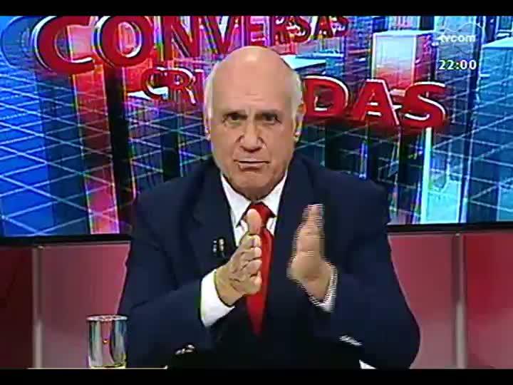 Conversas Cruzadas - MP dos Portos: programa debate a modernização dos portos e os gargalos logísticos do RS - Bloco 1 - 14/05/2013
