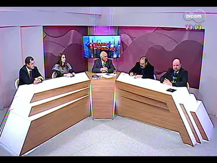 Conversas Cruzadas - Debate sobre a viabilidade da Lei de Eleições Limpas - Bloco 4 - 06/08/2013