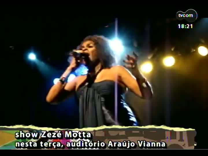 Programa do Roger - A música de Tati Portela - bloco 4 - 03/09/2013