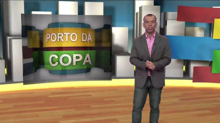 """Porto da Copa - Confira a estreia do quadro """"Vizinhos da Copa\"""" - Bloco 1 - 07/09/2013"""