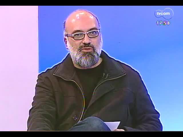 Programa do Roger - Diretor Henrique de Freitas Lima e ator Leonardo Machado falam de episódio da série \'Contos gauchescos\' - bloco 2 - 20/09/2013